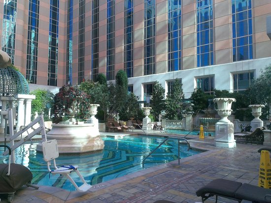 The Venetian Las Vegas : Pool Area