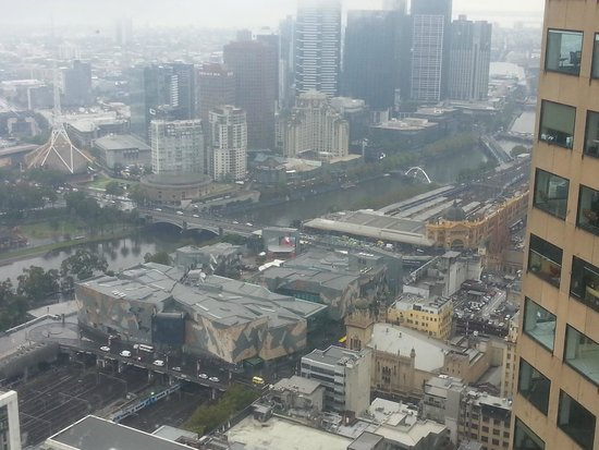 Sofitel Melbourne on Collins: View from my room