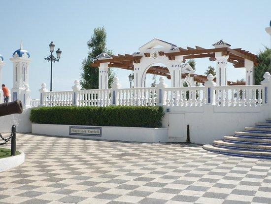 Plaza del Castillo (Plaça del Castell): Placa del Castell
