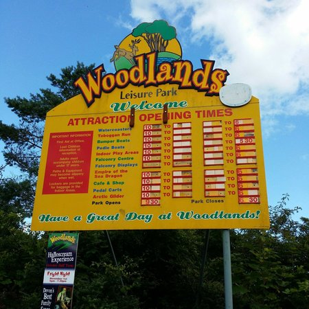 Woodlands Family Theme Park : Plenty to do.