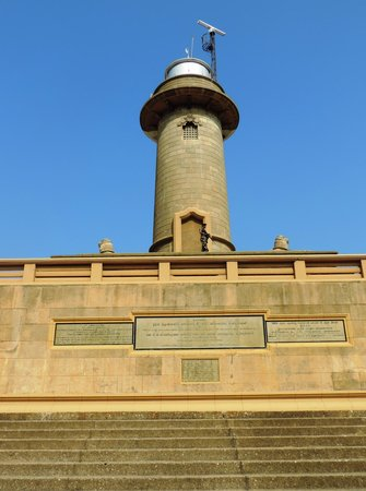 The Lighthouse: Old Colombo lighthouse