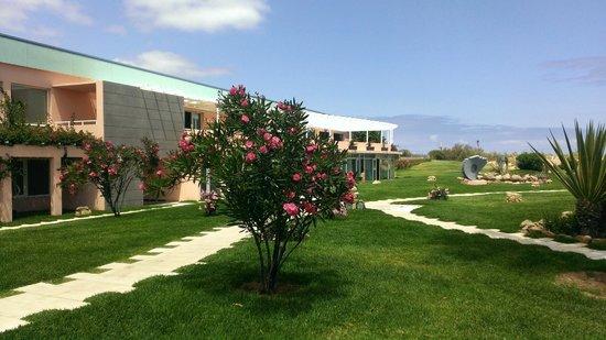 Vila Baleira Resort Porto Santo: Giardinetto