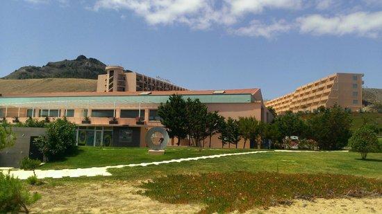 Vila Baleira Resort Porto Santo: Struttura hotel