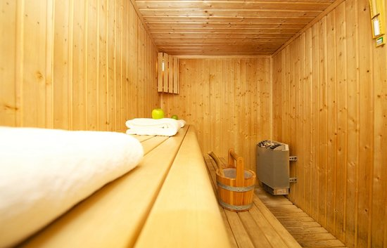 Mercure Roma Corso Trieste: Sauna