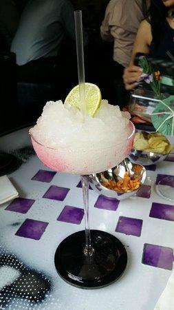 The Langham, London: Cocktail- again yum