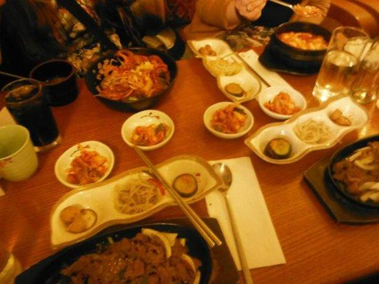 Kimchi Hophouse: jigae and bibimbap