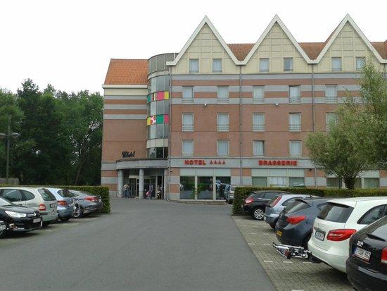 Velotel Brugge: hotel