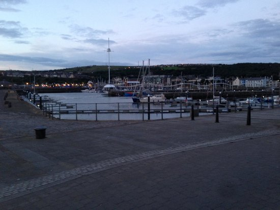 Moresby Hall : Whitehaven Marina