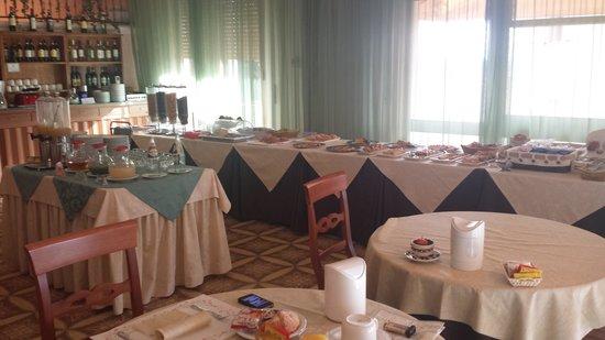 Hotel Tre Stelle : colazione
