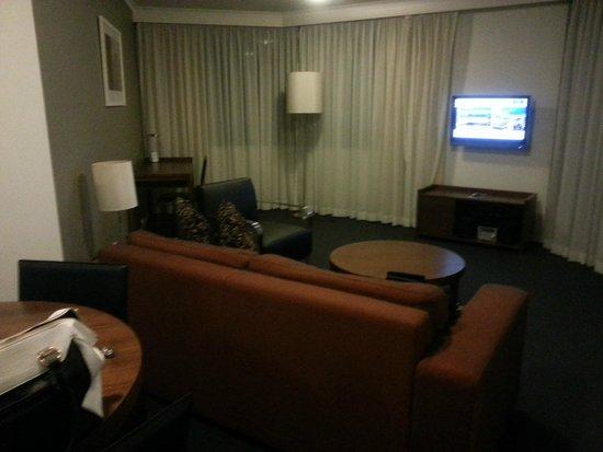 The Sebel Brisbane: Room 1008