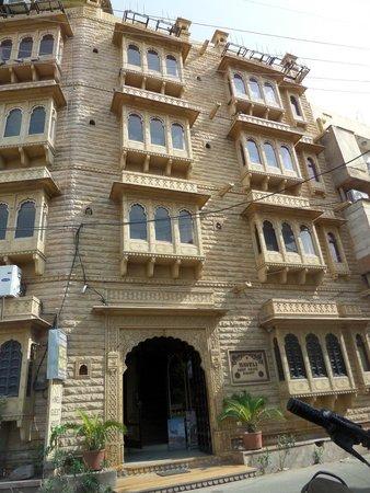 Hotel Haveli Jodhpur: Hotel