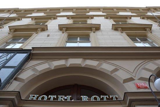 Rott Hotel : Hotel exterior