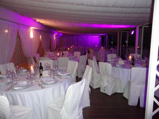 Versiliana Beach: Cena