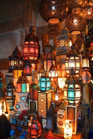 Khan Al-Khalili: Ramadan Lanterns