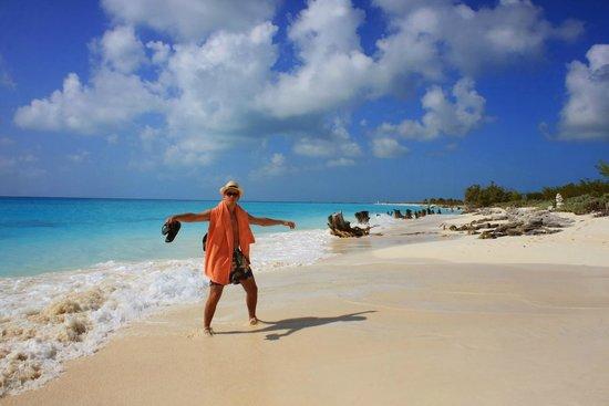 Playa Paraiso : Lleno de playa :D
