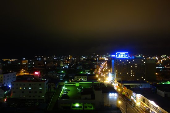 Four Points by Sheraton Hakodate : 夜景