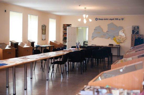 Museum Jewish of Daugavpils and Latgale