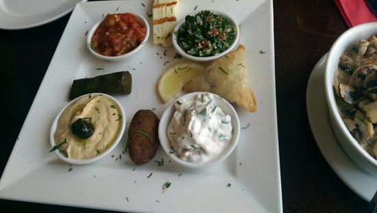 Istanbul Grill: Yum