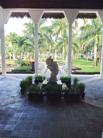 Grand Sunset Princess All Suites Resort: Recepción del hotel