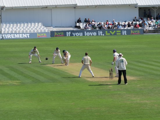 Scarborough Cricket Club: Afternoon play