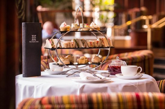Afternoon Tea at Europa Hotel - Belfast