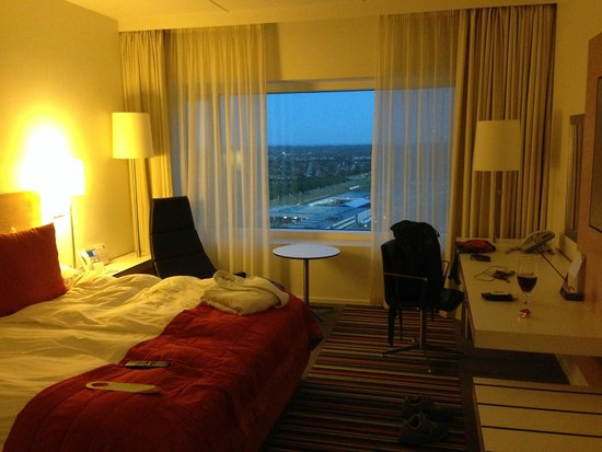 Crowne Plaza Copenhagen Towers: My room