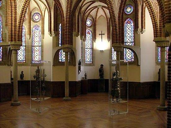 Palacio Arzobispal: beautiful art