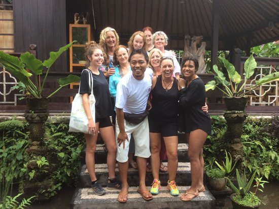 Ubud Sari Health Resort: Amazing week