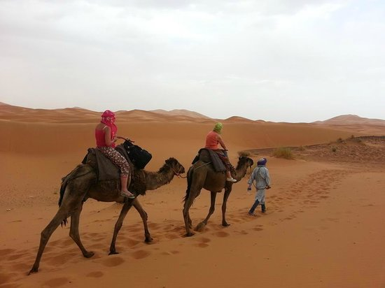 Tour Marruecos Paradise - Day Tours: Bonito paseo por las dunas de Merzouga