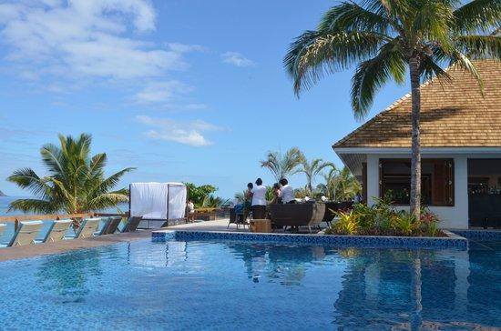 Sheraton Resort & Spa, Tokoriki Island: Pool area
