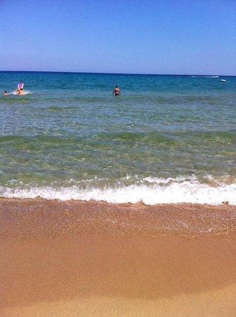 Camping Cigno Bianco : Spiaggia cigno bianco 1