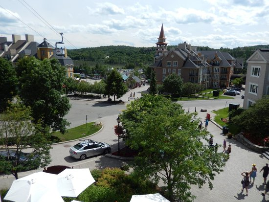 Residence Inn Mont Tremblant Manoir Labelle : View From Suit