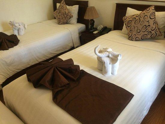 Hanoi Charming 2 Hotel: Junior twin room