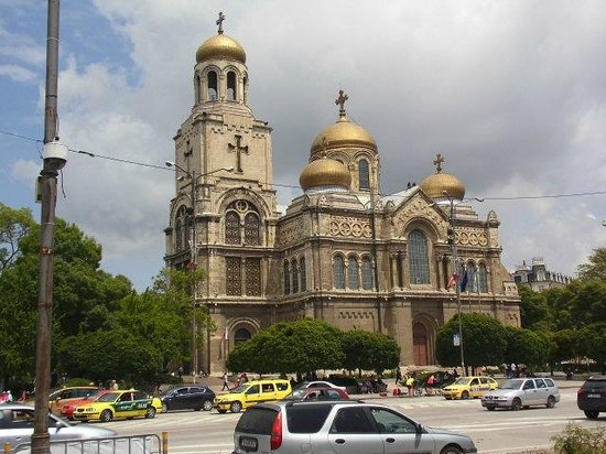 Cathedral of the Assumption of the Virgin: Kathedrale Varna
