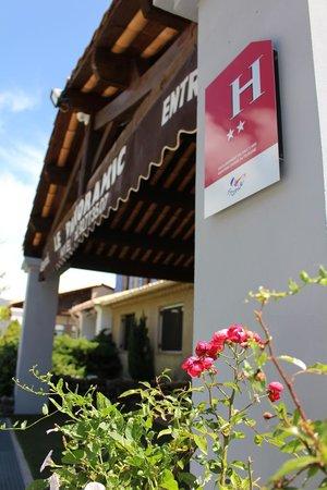 Hotel Le Panoramic: Entrée