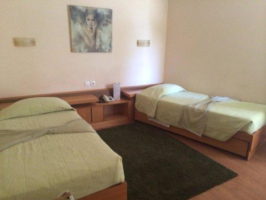 Palace Hotel Bomo Club: Double room