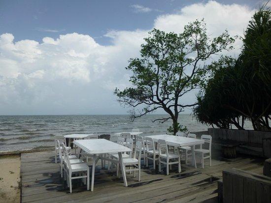 Knai Bang Chatt: Outdoors at the Sailing Club