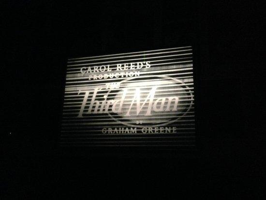 The Third Man Museum: Movie