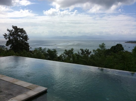 Lembongan Cliff Villas: Spectacular views
