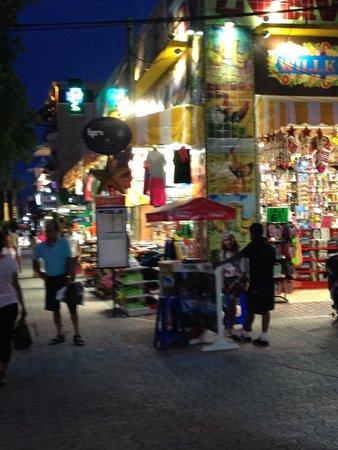 Now Jade Riviera Cancun: trip to Playa del Carmen