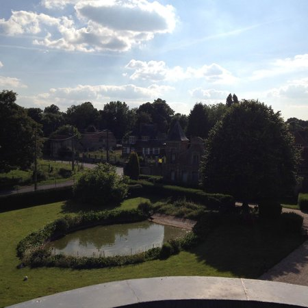 Chateau de Behen : View from room
