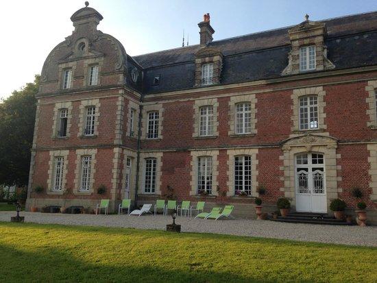 Chateau de Behen : Hotel