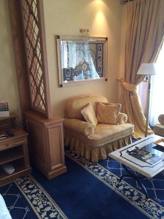 Rome Cavalieri, Waldorf Astoria Hotels & Resorts: Suite 818