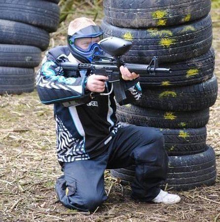 X-Plode Paintball