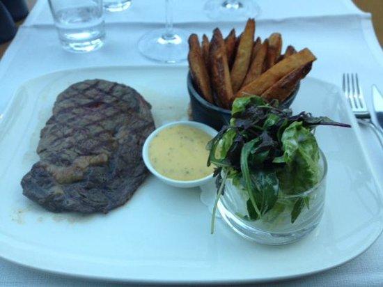 Serre Restaurant: good looking food