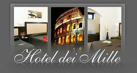 Dei mille roma it lia 65 fotos compara o de pre os e for Hotel mille rose roma