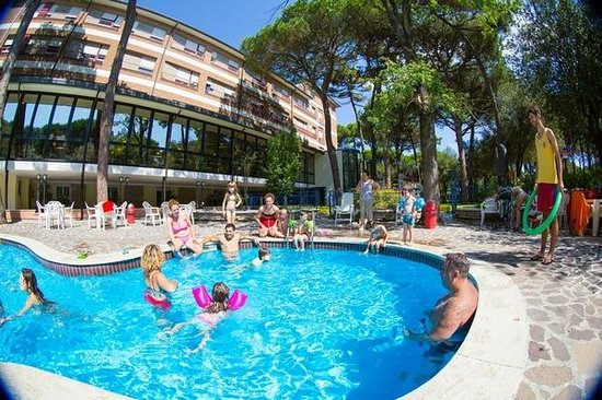 Hotel Meridiana: Miniclub in piscina