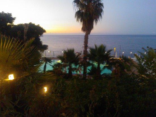 Domina Zagarella Sicily : View from upper level