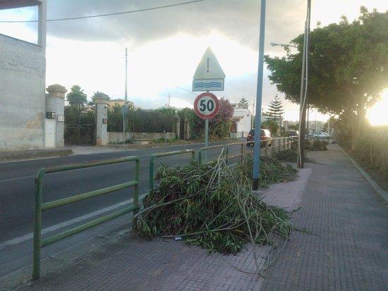 Domina Zagarella Sicily : Road to Santa Flavia
