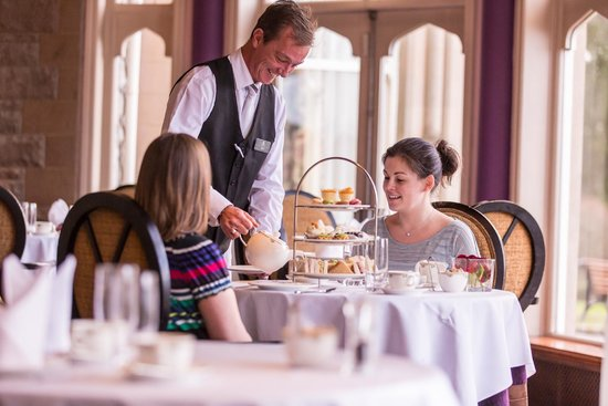 Culloden Estate & Spa: Afternoon Tea